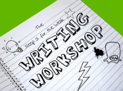 Writing Workshop Badge
